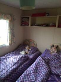 Willerby Herald Static Caravan off site 6berth 35x12 2bedroom £2995.00 ONO