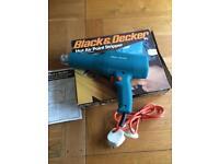 Black and decker hot air gun