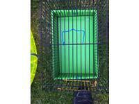 Mini hamster cage