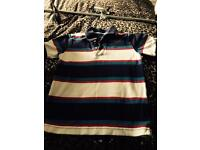 Boys age 6-7 Tommy Hilfiger polo top