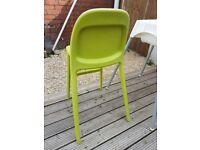 URBAN green Ikea junior chair