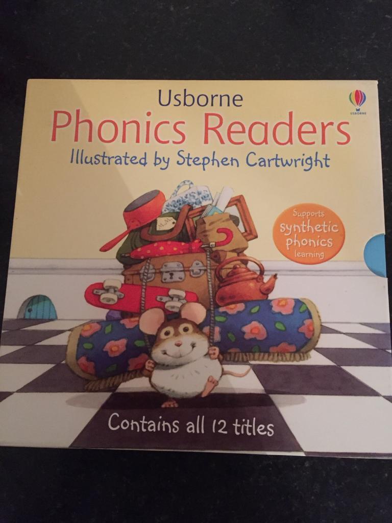 Usborne Phonics reader 12 books | in Culverhouse Cross