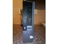 pc Dell OptiPlex 780 USFF WiFi Windows 10 32 bit/ Intel