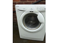 A Hoover Washing Machine in White Colour with 1600 spin AAA energy in leeds