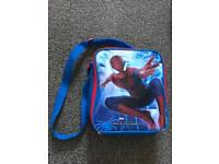 Spider man lunch bag