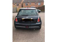 2005 Mini One 1.6 Black