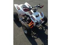 Apache lightning 100cc race quad