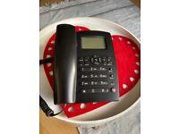 Landline phone NEW not used boxed