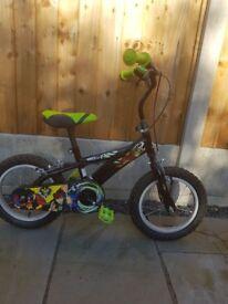 Ben 10 first bike