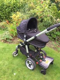 iCandy Apple Pram Set