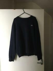 Lacoste set. SmallSweatshirt , medium Tshirt and baseball cap