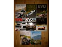Evo Magazine Issues 150-159 (excl. 152 & 156)