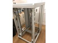 Large stand alone Server and comms cab for sale in used condition