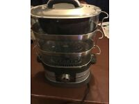 Morphy Richards Food Fusion Steamer