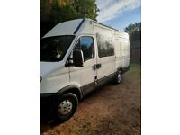 Iveco, DAILY, Panel Van, 2012, Manual, 2287 (cc)