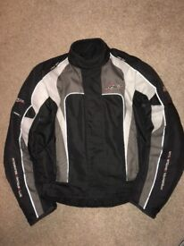 RST Motorcycle Jacket and Trousers