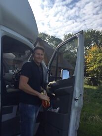London Man and Van Service From £25 per hour. Serving all London.