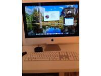 iMac 21.5 inch late 2012 slim model