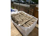 Approx 1 cubic metre of old bricks (broken bricks also available)