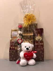 Gift basket delivery kijiji in ontario buy sell save with valentine gift basket negle Images