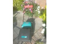 Bosch ASM 32F Electric Cylinder Lawnmower - 32cm Blade