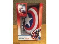 Captain America Marvel Wall Light