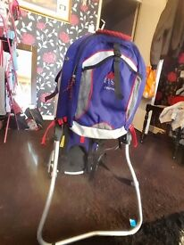 Kelty kids child carrier