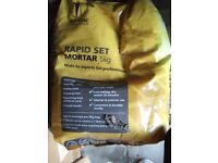 TARMAC RAPID SET MORTAR 5KG BAG