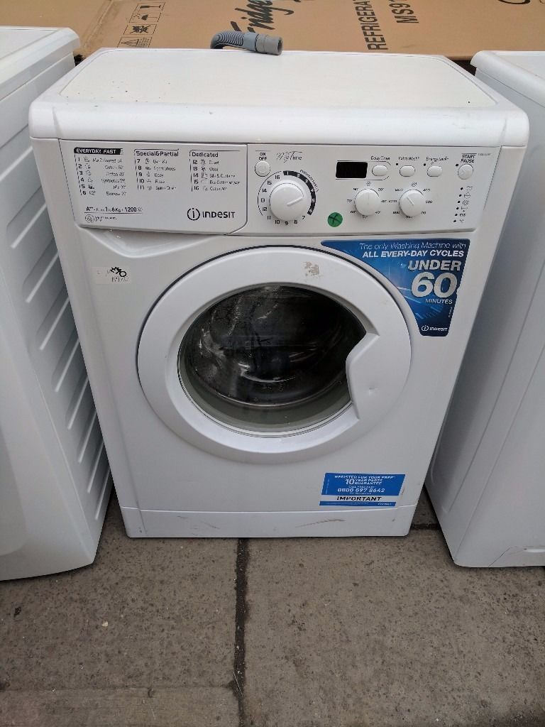 Indesit Washing Machine (6kg6 Month Warrantyin Liverpool City Centre, MerseysideGumtree - Indesit Washing Machine (6kg, 1400 spin) (latest Models Good Condition 6 Month Warranty Free Local Delivery Removal Of Old Appliance Many Makes and Models Liverpool Appliances 25 County Road Walton L4 3QA