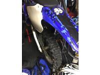 Yamaha yz 125 2002