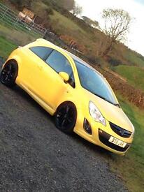 2011 limited Edition Corsa