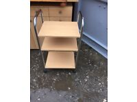 Small shelving unit in very good condition ideal for a living room or bedroom