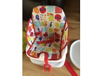 Mamas and Papas baby dining chair