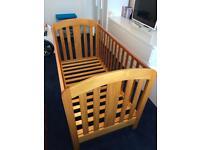 Mamas and papas nursery furniture.