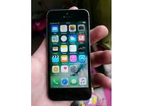 Free Delivery!! iPhone 5s 16gb space grey O2