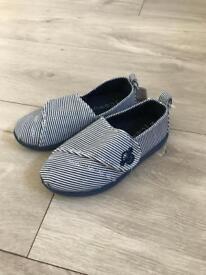 Brand New Boys Next Shoes (Infant Size 7)