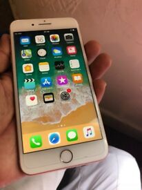 iPhone 8 plus gold 64 gb mint condition almost new but only can be used abroad