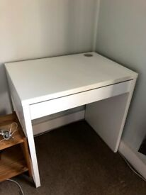 Amazing White IKEA MICKE Desk - for office or home (73x50 cm)