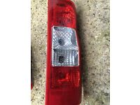 Ford transit rear light drivers side