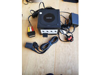Nintendo Gamecube with all Cables, 1 Controller and 1 Memory Card - Games Available too