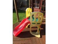 Little tikes hide and slide toddler kids outdoor slide