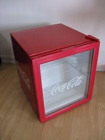 Husky Coca-Cola Drinks Fridge - costs £129.99 in Argos