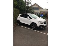 Vauxhall mokka SE 2014 only 5000 miles with full main dealership service history one private owner..
