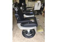 3 brand new ex demo Belmont Apollo barbers chairs