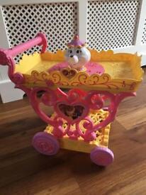 Princess Belle Cart