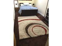 Large rug ( 234 x 166cm )