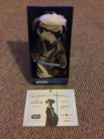 Compare the meerkat Star Wars. Sergei as obi-wan-kenobi