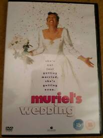Muriel's wedding Dvd