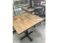 Bistro Tables x 7