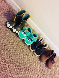 Size 6 boys shoes
